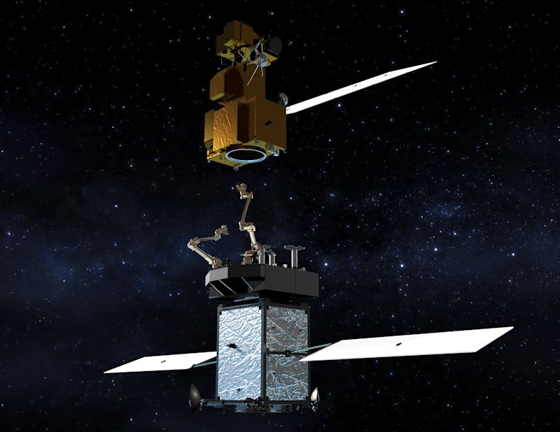NASA Just Ordered a Robot That Can Repair Satellites in Orbit