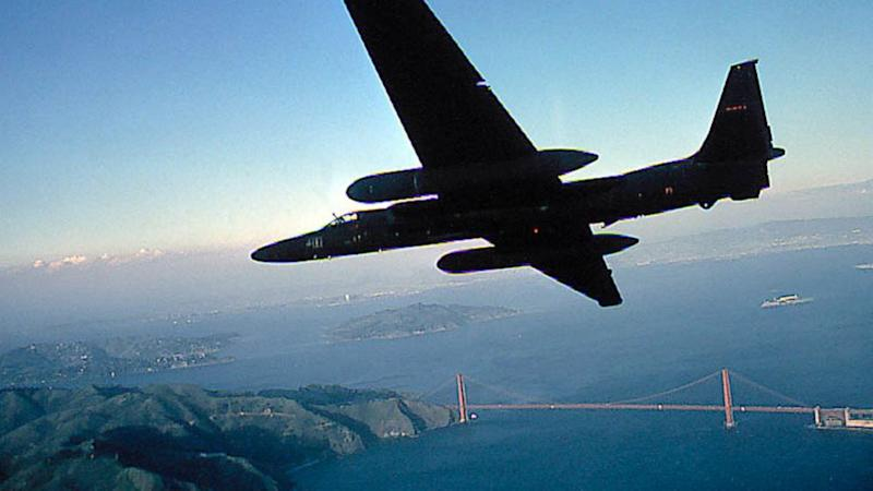 Air Force pilot dead, 1 hurt after ejecting in California