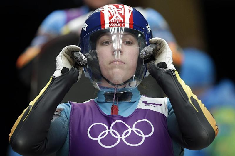 Geisenberger is hot favorite to win Olympic luge