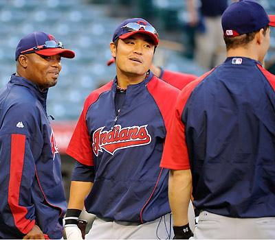 The Indians will have a decision to make when Choo becomes arbitration eligible