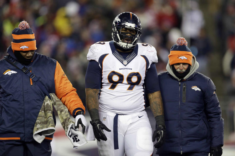 Vickerson eager to join comeback express