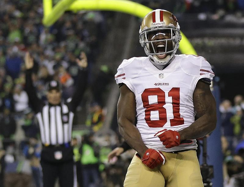 49ers, WR Anquan Boldin agree to 2-year deal