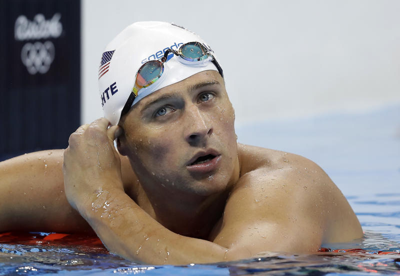 Ryan Lochte Loses Ralph Lauren, Speedo, Gentle Hair Remover Deals