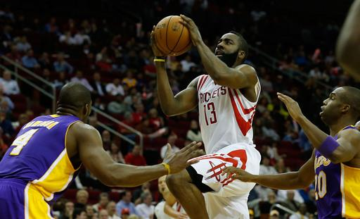 Rockets beat Lakers 125-112 for 5th straight win
