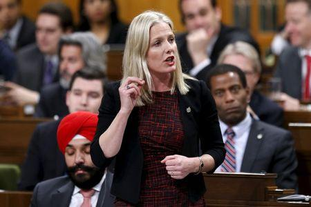 Federal government prepared to impose carbon price on provinces: McKenna