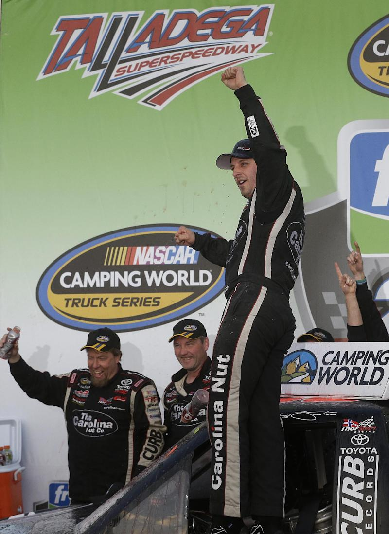 Camping World to sponsor Truck Series through 2022
