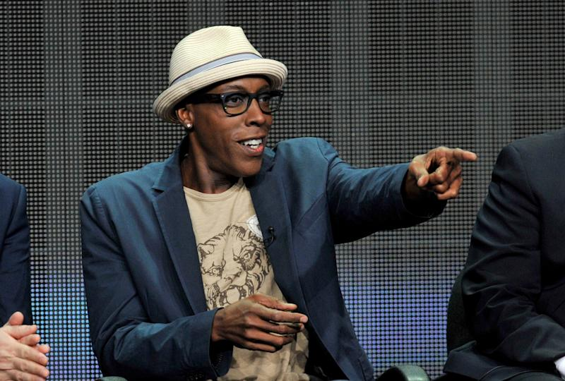 Arsenio Hall ready to chat his way back to top