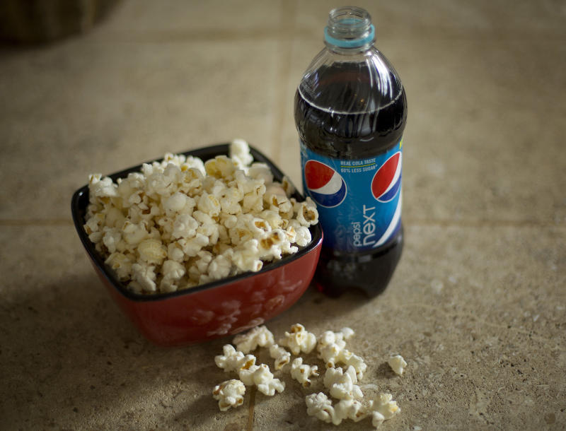 PepsiCo profit dips; more ads, new products on tap