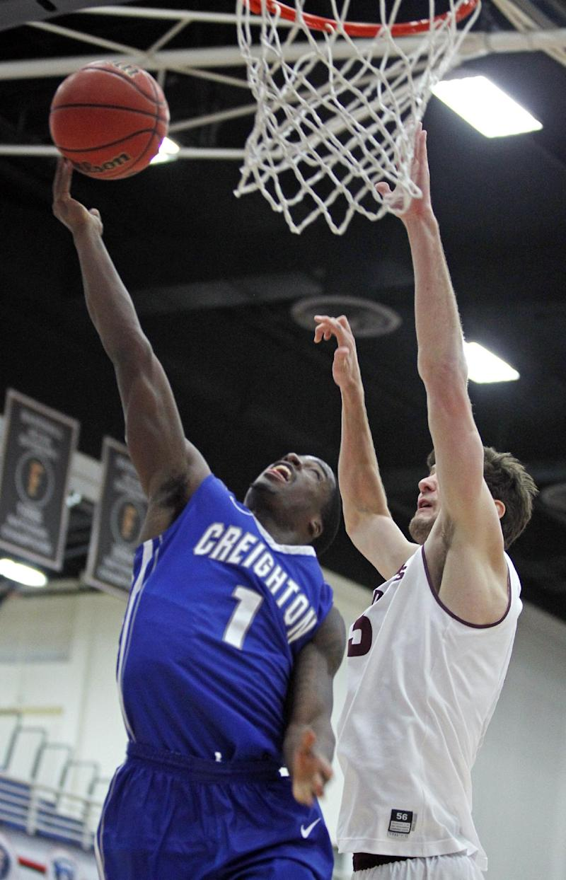 McDermott scores 27 as No. 20 Creighton beats ASU