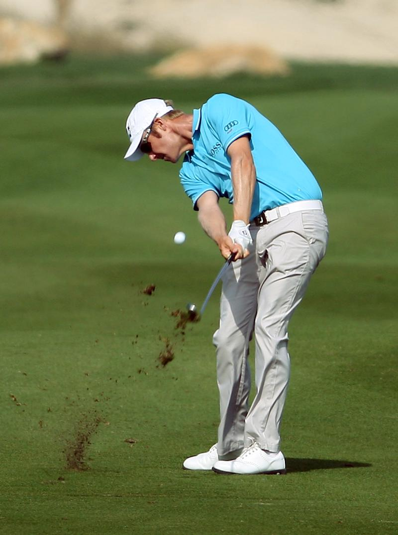Canizares fires 69 for 6-shot lead in Morocco