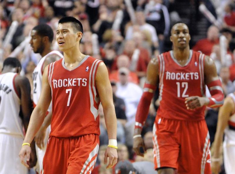Rockets ousted in 1st round again