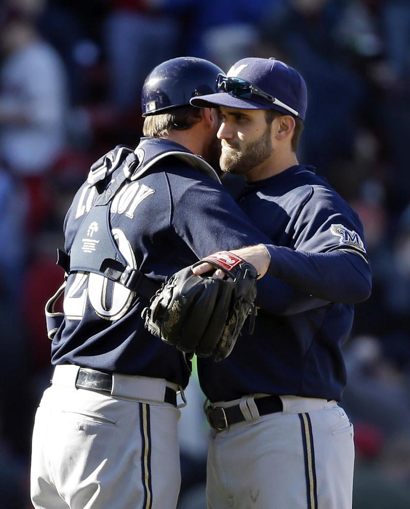 Brewers-Phillies Preview