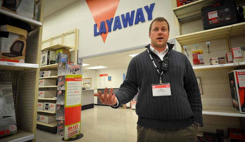 Anonymous donors pay off Kmart layaway accounts