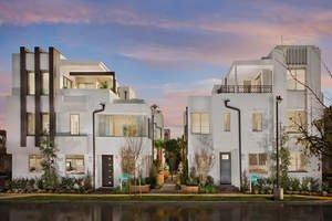 Residence 3 a Homebuyer Favorite at the Terraces by William Lyon Homes