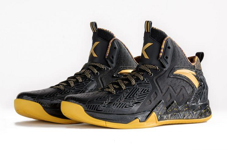 The special-edition KT2. (Courtesy of Anta)