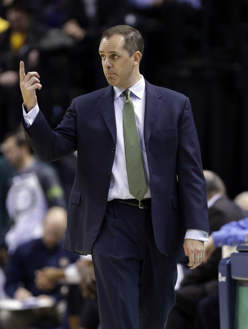 Pacers' Vogel earns East All-Star coaching spot