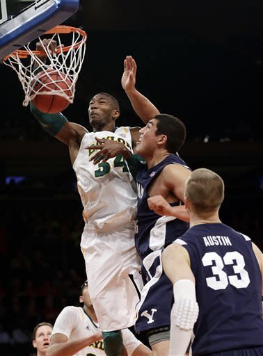 Jackson's double-double gets Baylor to NIT  final