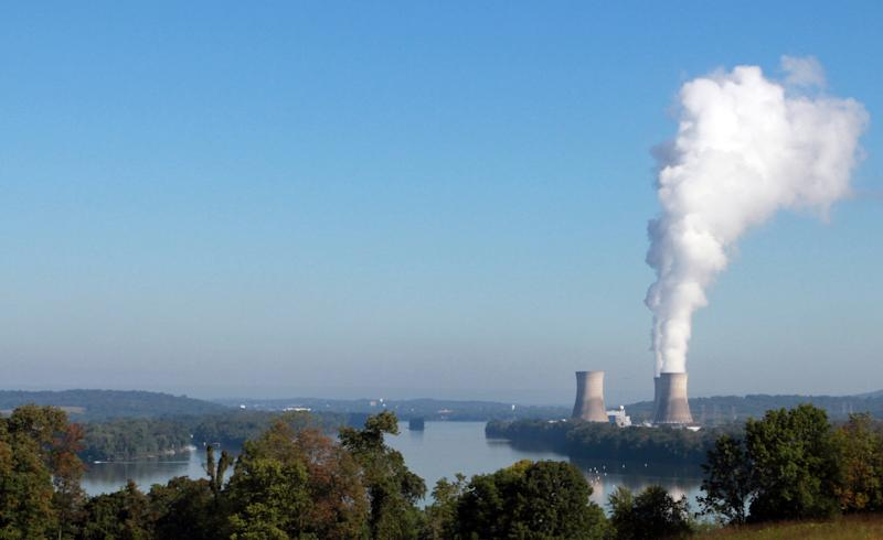 Safety violations by site at US nuclear plants