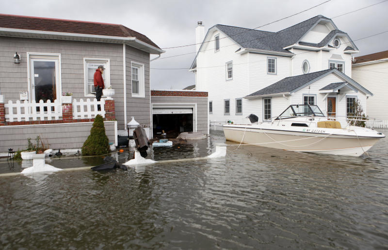 Flood insurance changes run into resistance