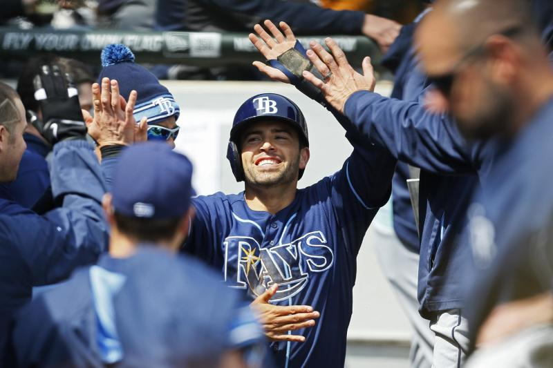 Errors costly for Rays in 9-2 loss to White Sox