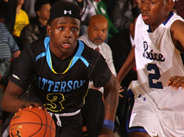 Teen hoops sensation Aquille Carr — Rivals.com