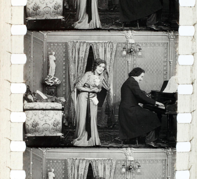 Mary Pickford film found in NH barn is restored