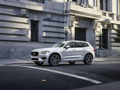 New Volvo XC60 OFFICIALLY revealed as Volvo renew their best-selling vehicle