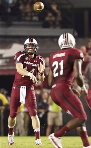 No. 6 South Carolina dominates in 35-7 victory