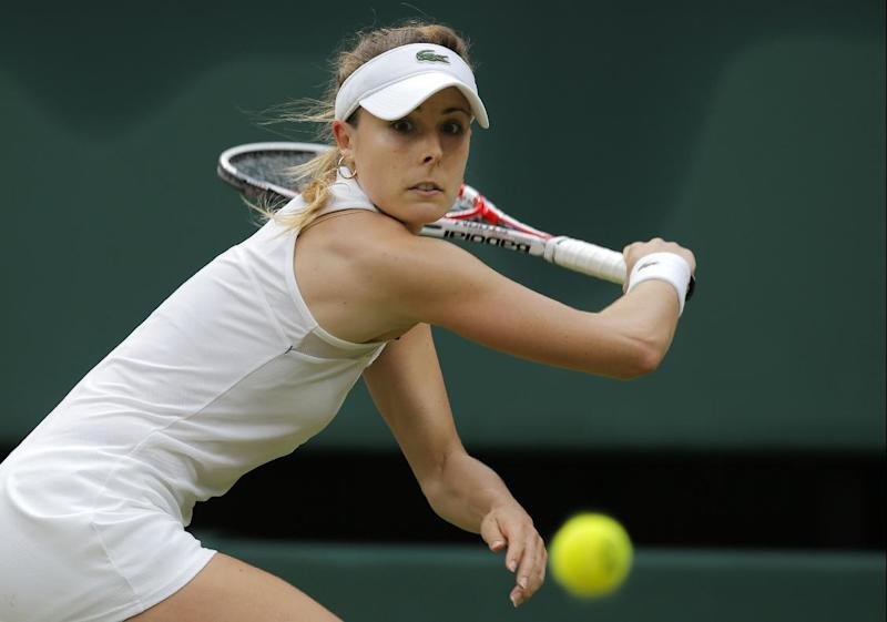 Kontaveit ousts top-seeded Cornet at Swedish Open