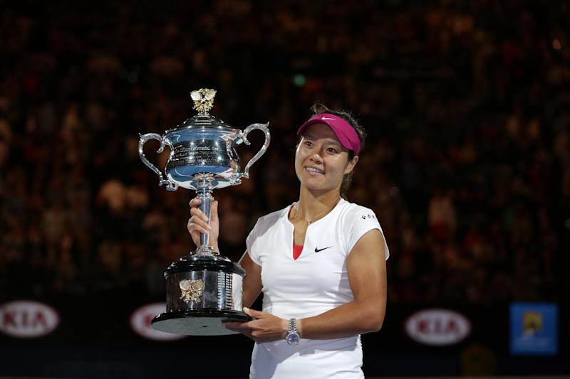 Li Na wins Australian Open in 3rd trip to final
