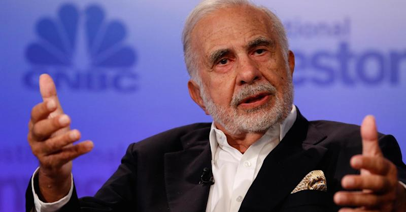 Carl Icahn wants to up Herbalife stake to 50%