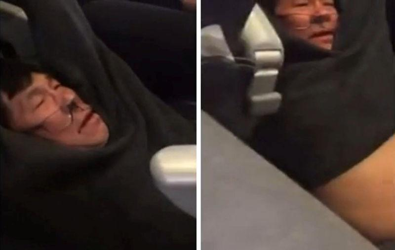 United Airlines not to fire employees who dragged passenger