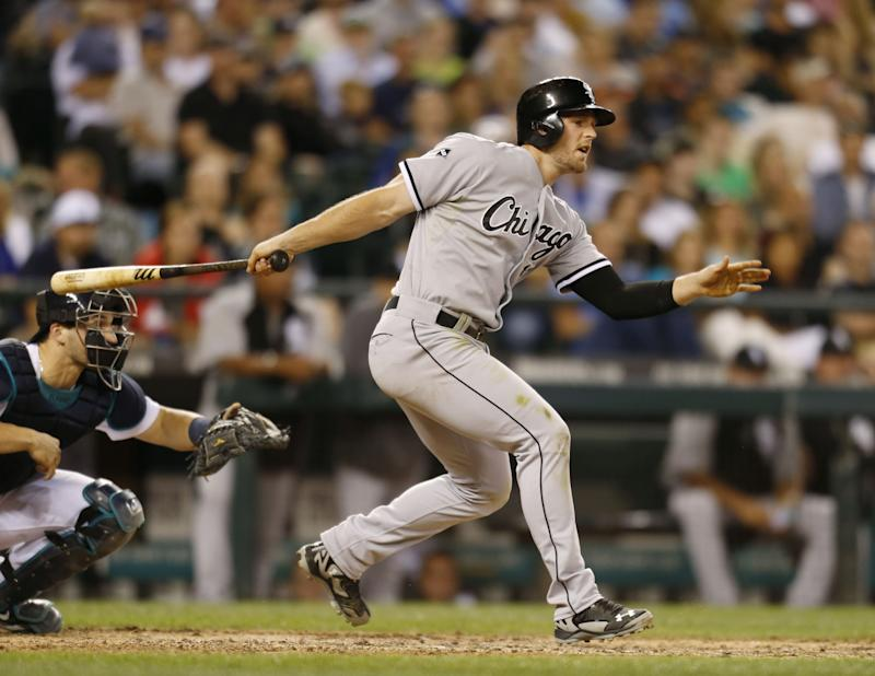 White Sox beat Mariners 2-1 in 10 innings