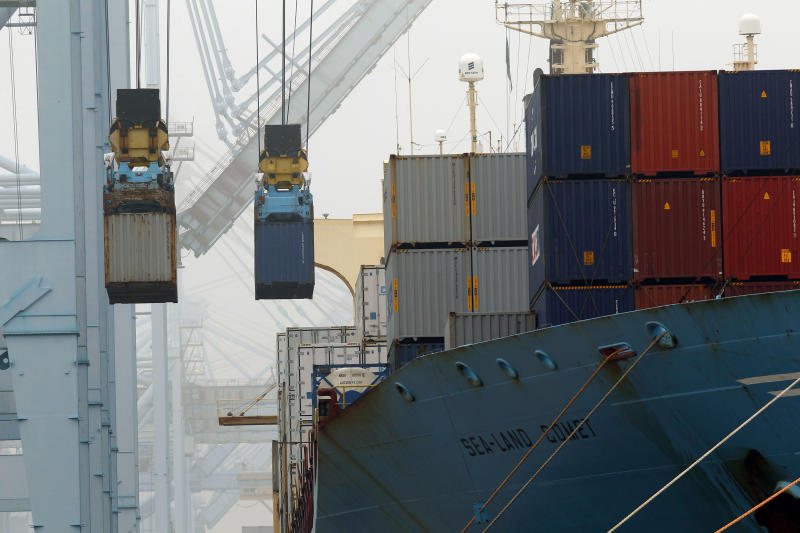 US growth in Q4 likely stronger on export gains