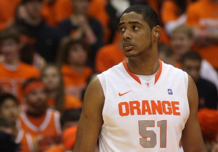 Former Syracuse star Fab Melo dead at 26