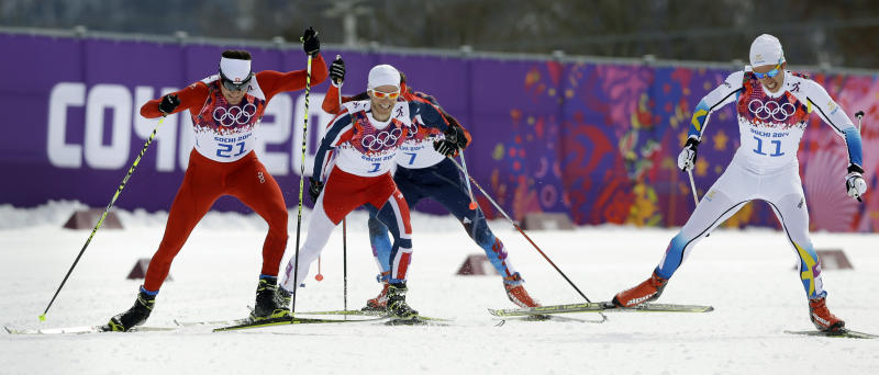Russian protest rejected after men's skiathlon