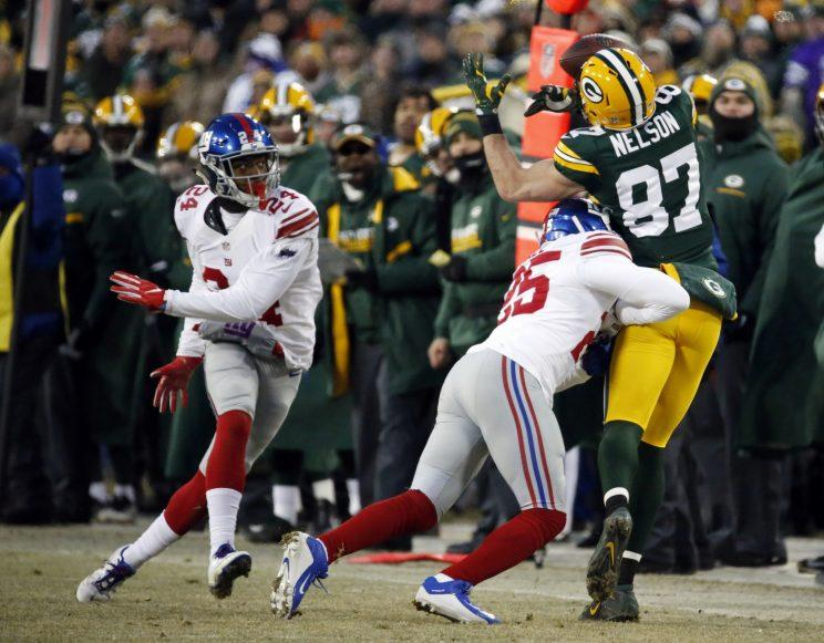 Packers: Injured Jordy Nelson not ruled out for Sunday's game vs. Cowboys