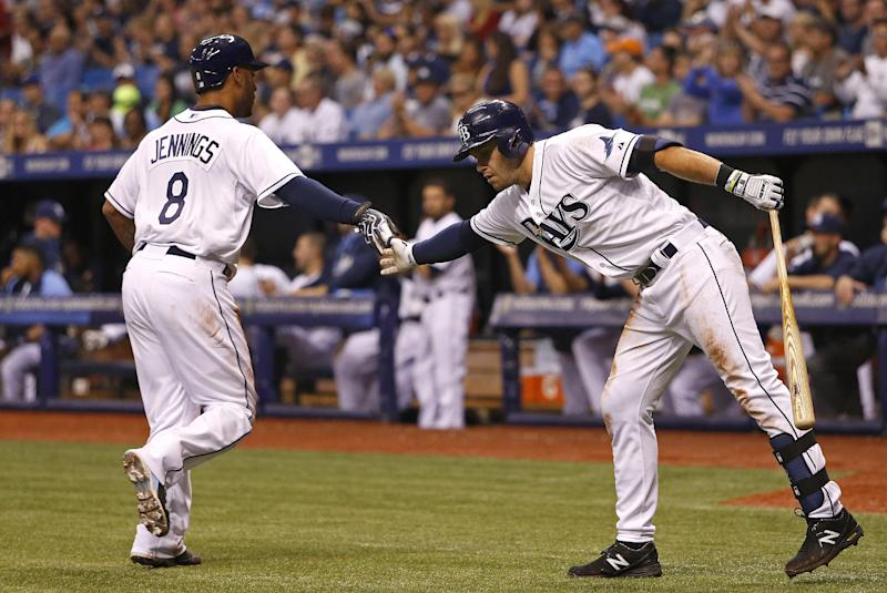 Rays come up short, lose 6-4 to Twins in 12