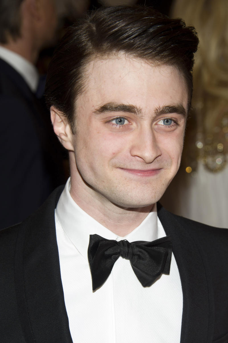 'Potter' star Radcliffe heads to Sundance fest