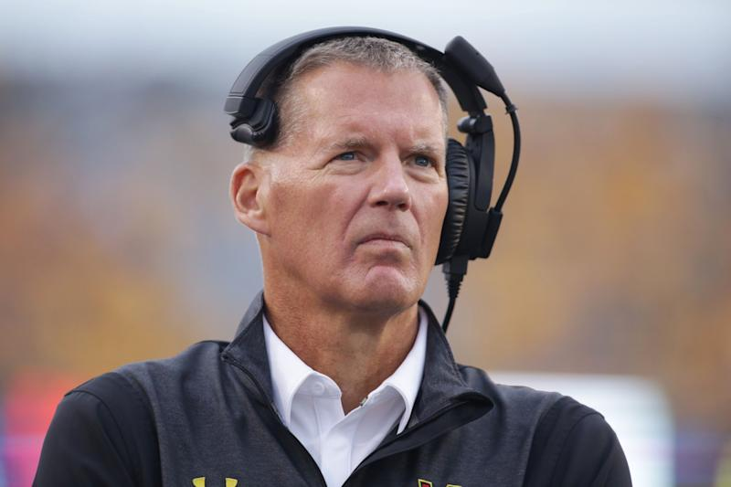 UConn brings back Edsall as head coach