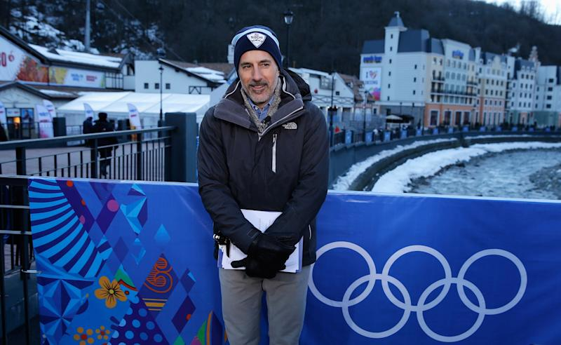 The Today Show Gallery of Olympians