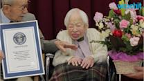 Partying Since 1898: World's Oldest Person Celebrates 117th Birthday in Japan