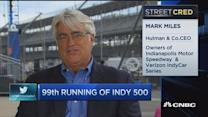 99th running of Indy 500