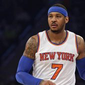 Carmelo Anthony's College Coach States The Obvious: It's 'Unlikely' He'll Win An NBA Title