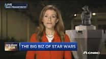 Launch day for Disney's 'Force Friday'