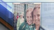 5PM: Queen of England photobombs Australian women's hockey team
