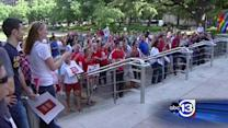 Houstonians react to SCOTUS rulings on same-sex couples