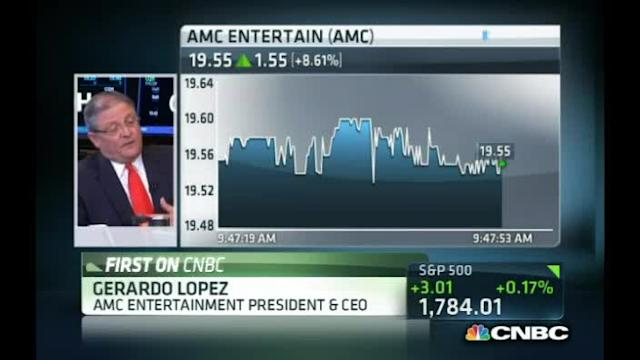 AMC IPO all about guest loyalty: CEO