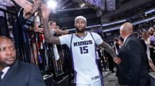 DeMarcus Cousins' emotional farewell to Sacramento: 'Every soul in the city matters to me'