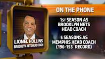 Lionel Hollins joins Boomer & Carton